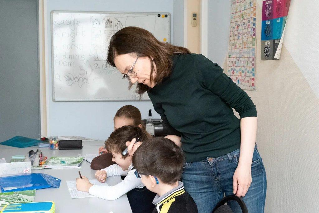 Английский для детей от 6 до 12 лет