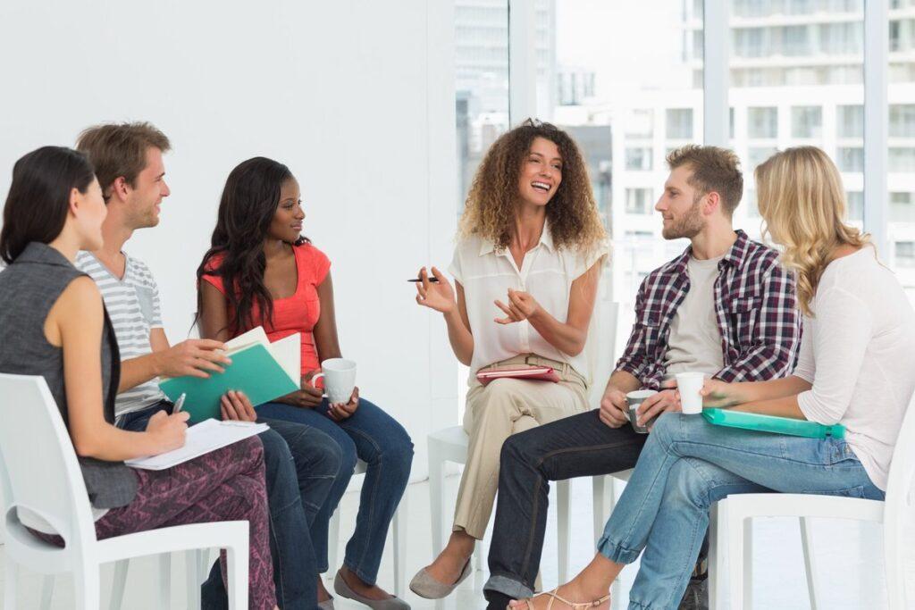 Разговорный клуб по английскому языку