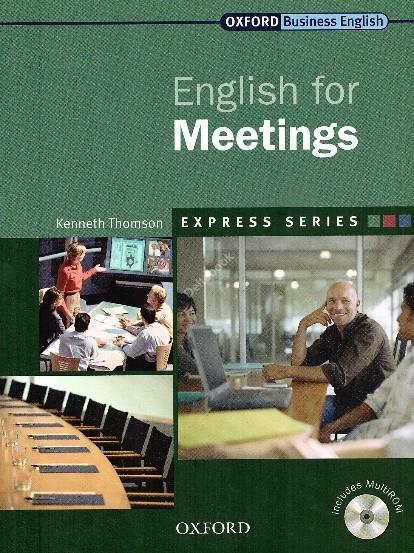 Английский для совещаний