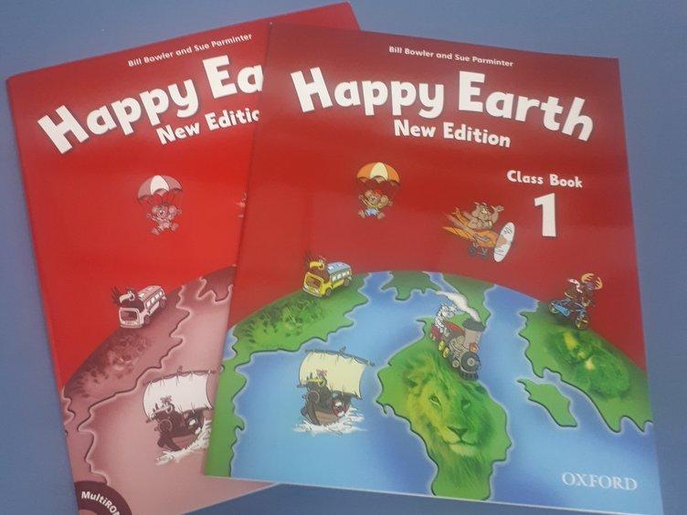 2 сентября стартует детская группа № 3 (Happy Earth 1)